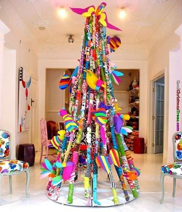 Como-Como montar uma árvore de natal diferente-uma-árvore-de-natal-diferente