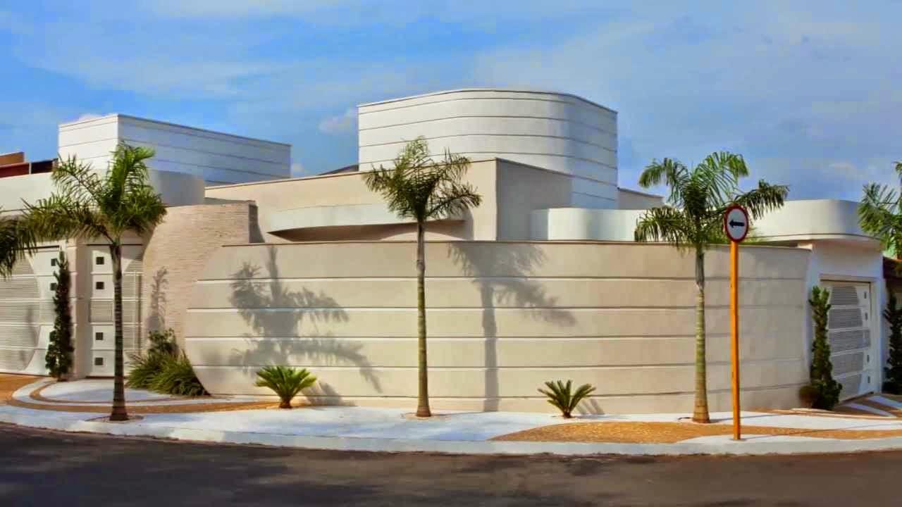 Tipos De Muros Residenciais Decorando Casas Tipos De Fachadas