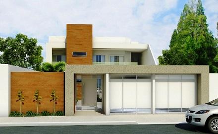 Tipos de muros residenciais