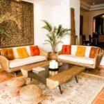 Decoração-tropical-estilo