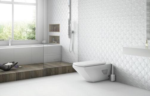 Porcelanato para cozinha e banheiro