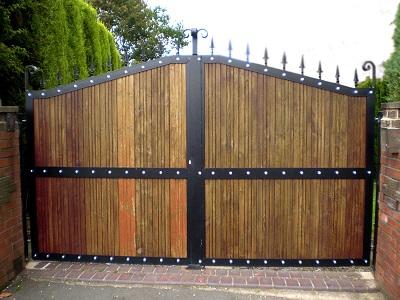Tipos de portões para casas