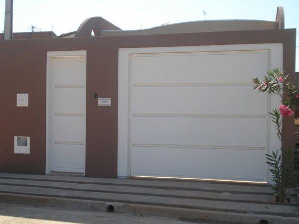 Tipos de port es para casas decorando casas Catalogo de fachadas de casas