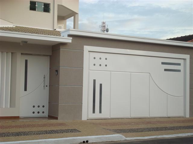 Preferência Tipos de portões para casas | Decorando Casas CQ16