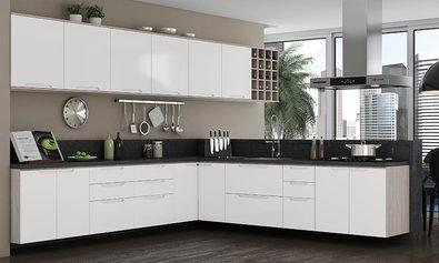 Armário de cozinha planejado MDF