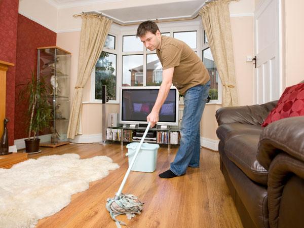 Como deixar a casa limpinha