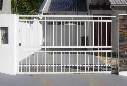 Portão-de-garagem-deslizante