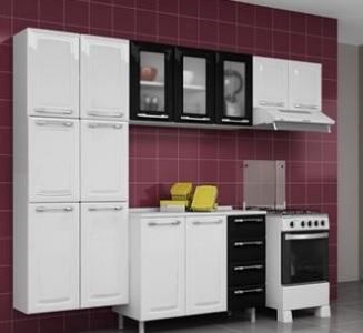 Armário de cozinha itatiaia completo