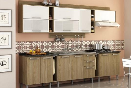 Armário de cozinha modulada itatiaia