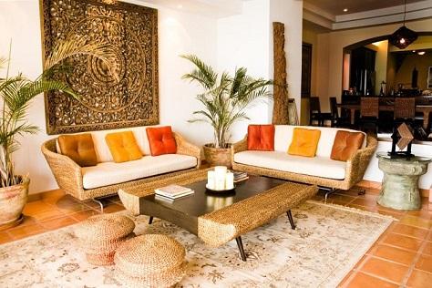 Decoração brasileira para casas