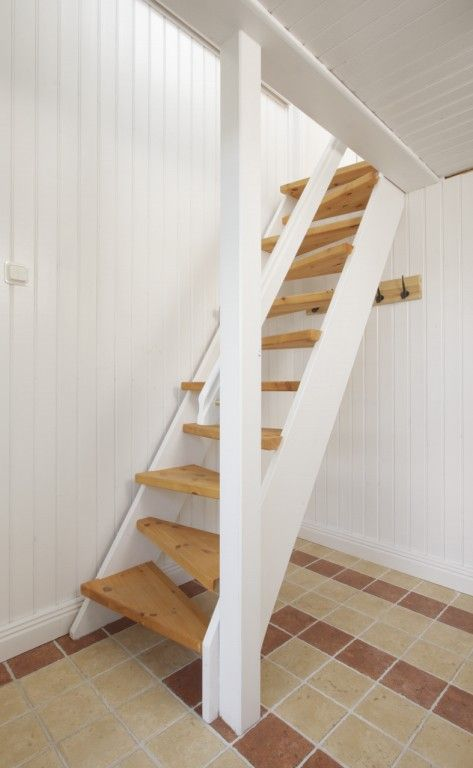 Mezzanine Ladder Diy