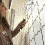 Como-colocar-tecido-na-parede