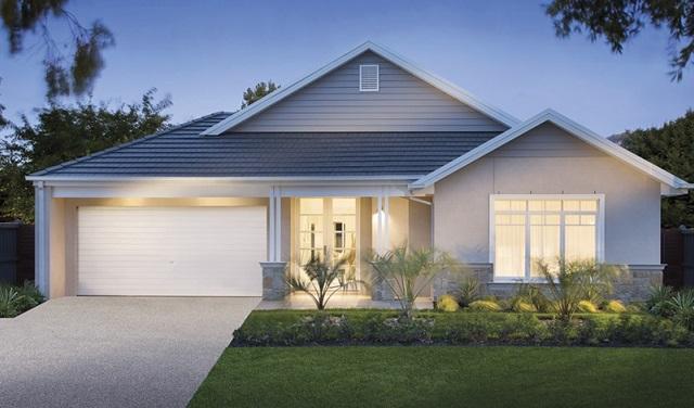 Fachadas de casas pequenas com garagem fechada decorando for Ideas para fachadas de casas pequenas