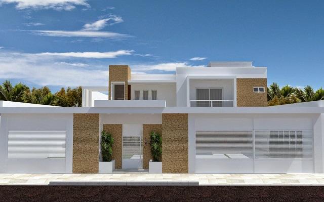 Fachadas-de-casas-populares-com-muro-