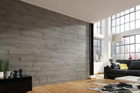 Revestimento 3d para paredes da cozinha sala e banheiro for Revestimento 3d sala de estar