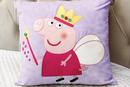 Decoração-de-quarto-da-Peppa-Pig