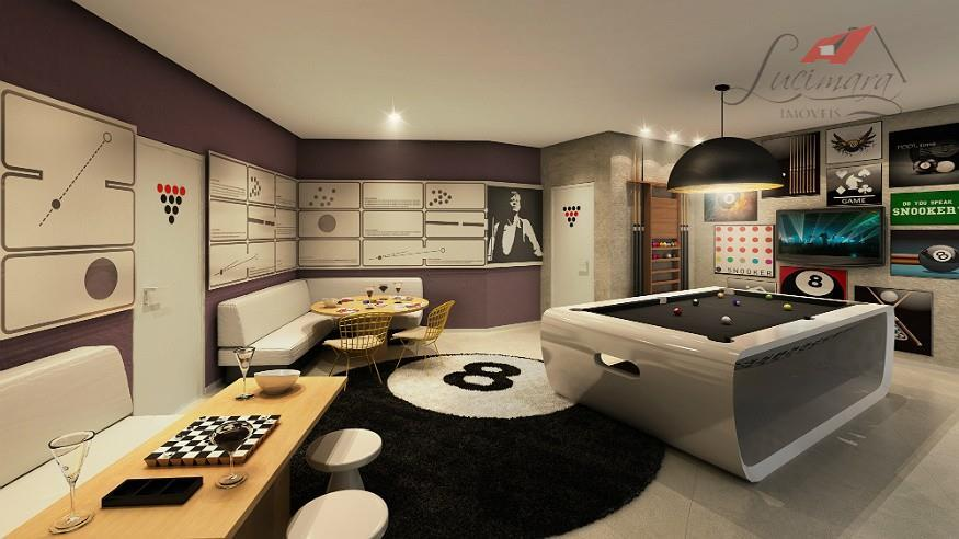 Sala De Tv E De Jogos ~ Decoração de sala de jogos  Decorando Casas
