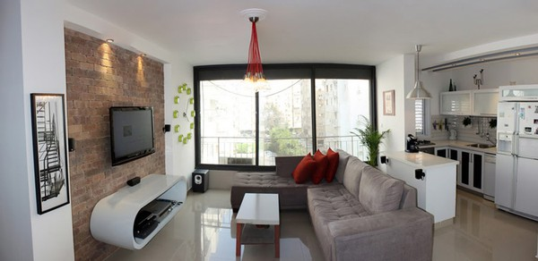 Otimizar espaço em apartamento pequeno
