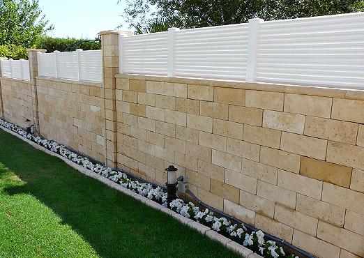 Tipos de muros de pedras decorando casas - Tipos de muros ...