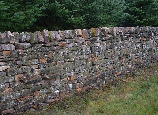 Tipos de muros de pedras