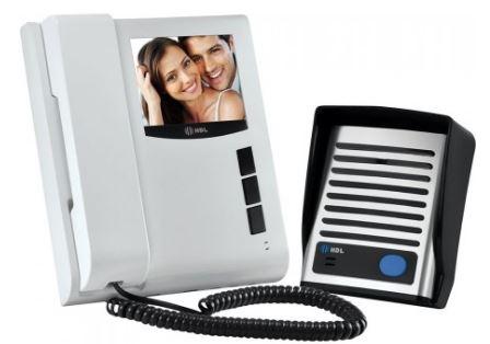 Porteiro eletrônico HDL - Preço
