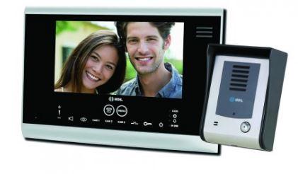 Vídeo Porteiro HDL com tela Touch screen