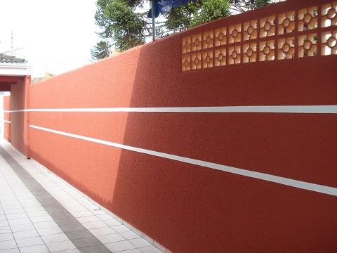 Tipos de muros baratos