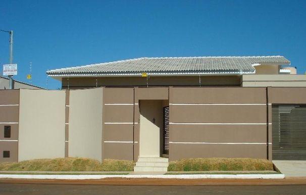 fachadas de casas pequenas com muros - Fachadas De Casas Pequeas