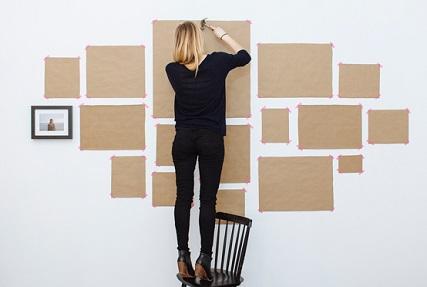 Como-pendurar-quadros-na-parede