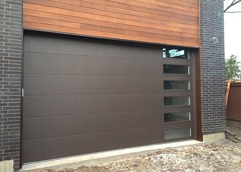 Cores para portão de garagem
