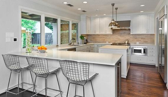 Cozinhas Planejadas Com Pen 237 Nsula Decorando Casas