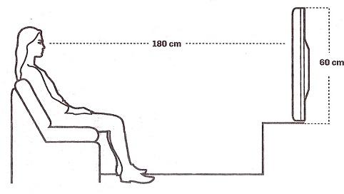 Qual tamanho de televisão comprar
