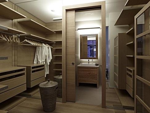 Bathroom And Walk In Closet Floor Plans
