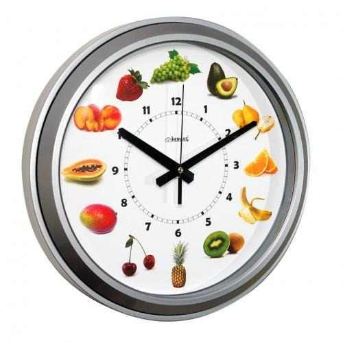 Relógio de parede para cozinha