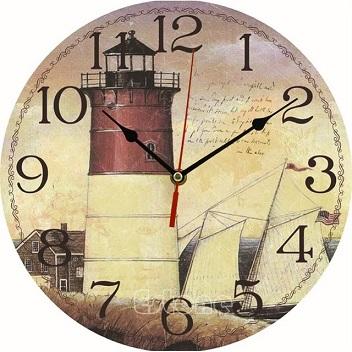 Relógios de parede decorativos