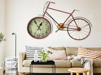 9370bc5266b Dicas de como escolher relógios de parede decorativos