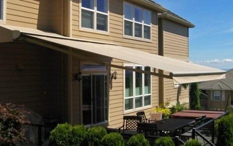 Tipos de toldos residenciais