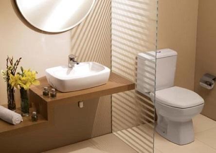 Tipos de vasos sanitários para banheiro
