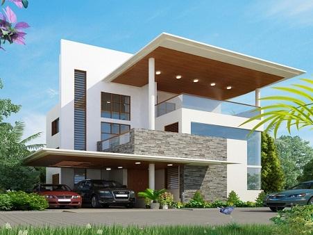 Fachadas de casas modernas 2018 fotos decorando casas - Asian house designs and floor plans ...