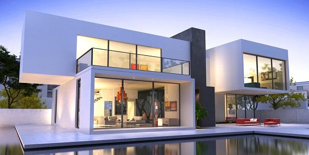 Fachadas de casas modernas 2018 fotos decorando casas for Fachadas de casas elegantes modernas