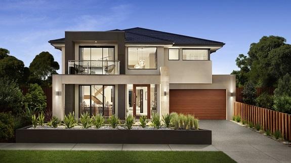 Fachadas de casas modernas 2018 fotos decorando casas for Fachadas exteriores de casas de dos plantas