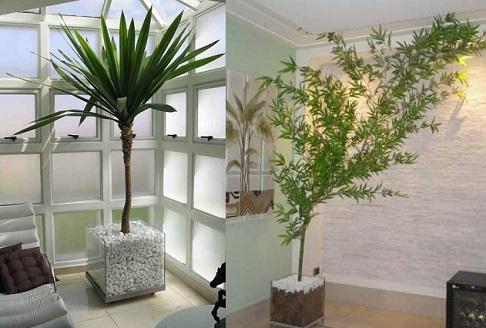 Plantas artificiais para decora o decorando casas - Plantas de plastico baratas ...