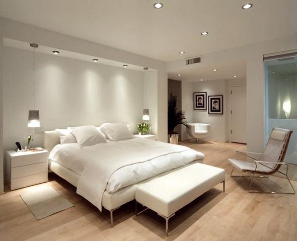 Como escolher lumin ria para quarto decorando casas - Como decorar una habitacion moderna ...