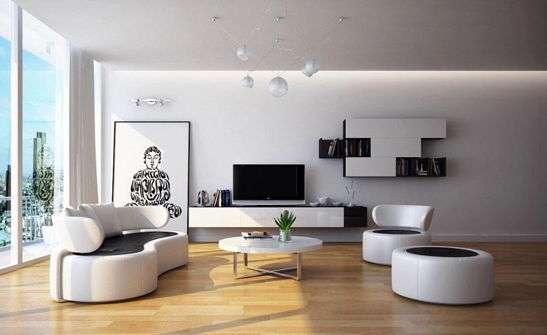 Tend ncias para sala de estar 2018 decorando casas for Decoracao de sala de estar 2018
