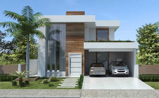 Projetos De Casas Modernas 2019 Decorando Casas
