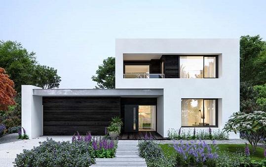 Projetos de casas modernas 2019 decorando casas - Modelo de casa modernas ...